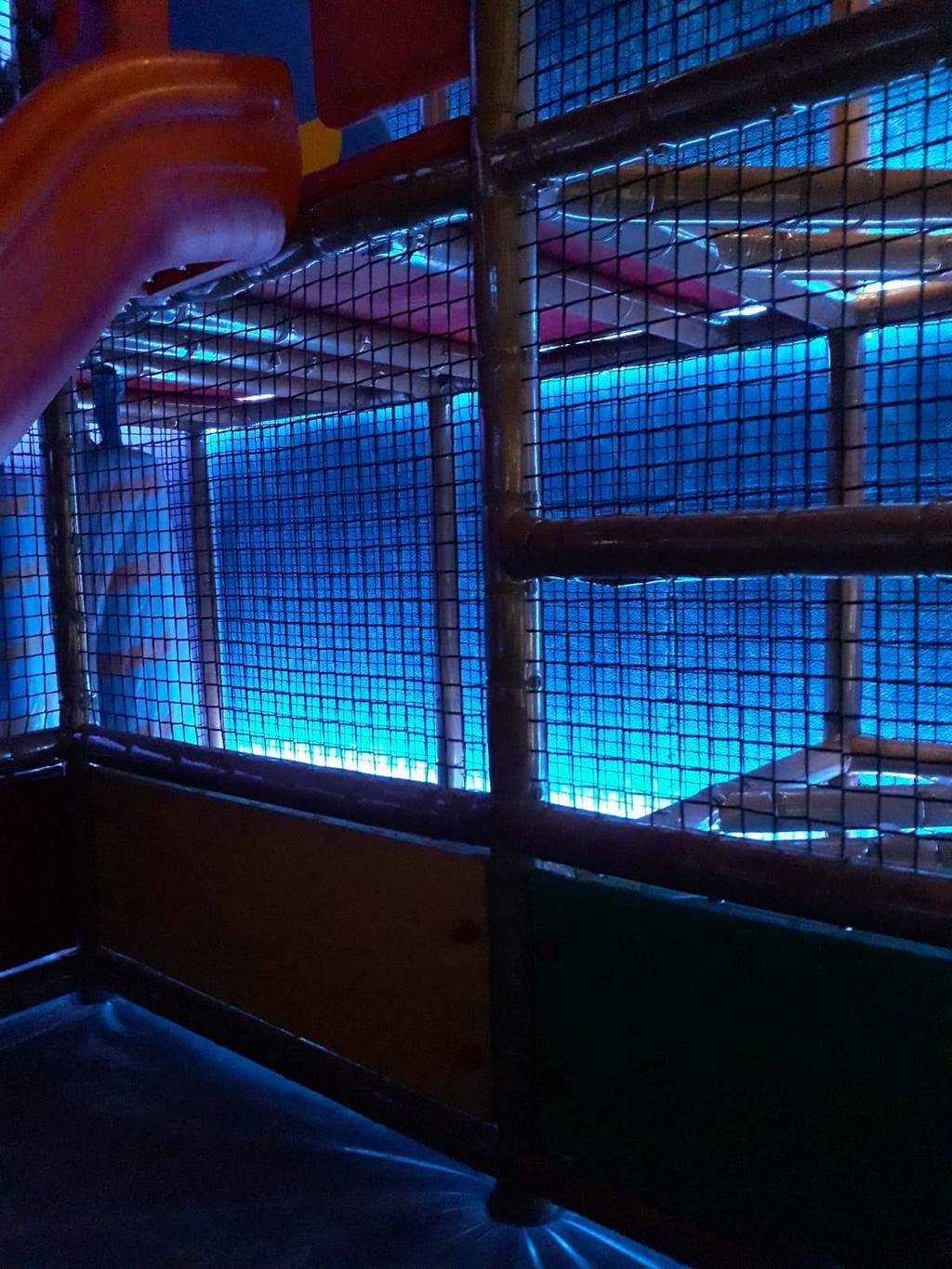 Luci a led per playground